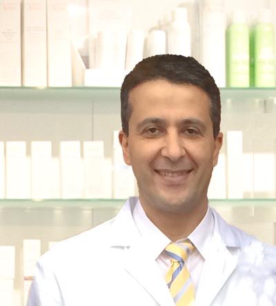 Mag. pharm. Dr. M. Reza Kamyar